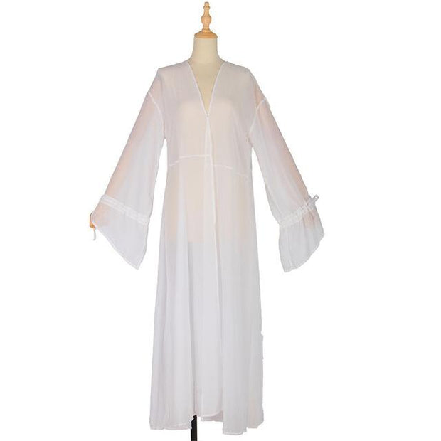 Long Sleeve Cover-up -  bydivstore11