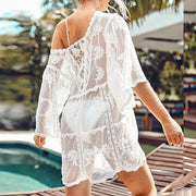 White Beach Dress -  bydivstore11