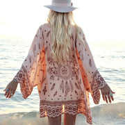 Printed Cover up -  bydivstore11
