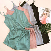 Women's Cami & Shorts Set - ByDivStore