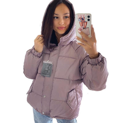 Women's Warm Parkas Jacket - ByDivStore