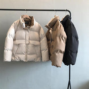 Women's Parka Warm Jacket - ByDivStore