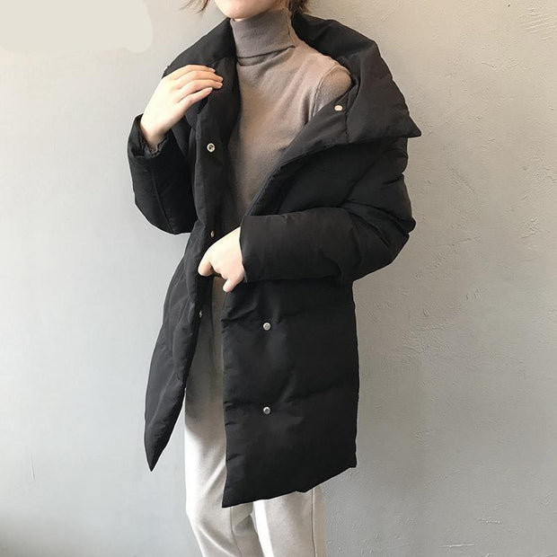 Women's Oversize Long Jacket - ByDivStore