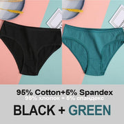 Women's 2Pcs Cotton Panties - ByDivStore
