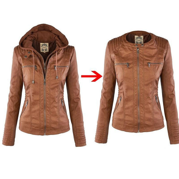 Women's Windproof Jacket - ByDivStore