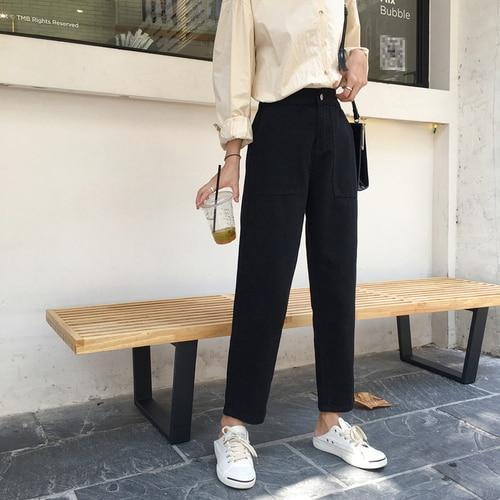 Women's Denim Trouser - ByDivStore