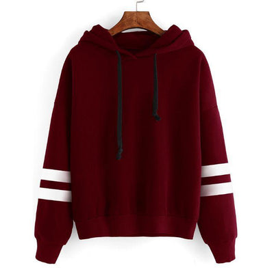 Women's Hooded Sweatshirt - ByDivStore