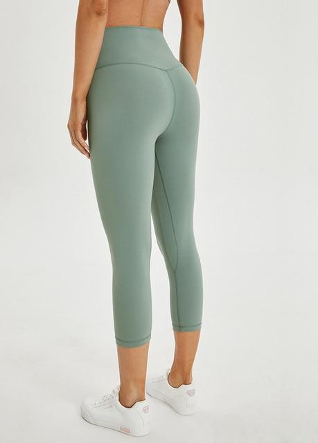 Women's Stretch Capris Yoga Pants - ByDivStore