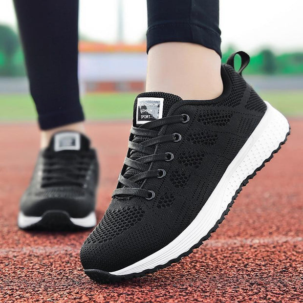 Women's Breathable Sneakers - ByDivStore
