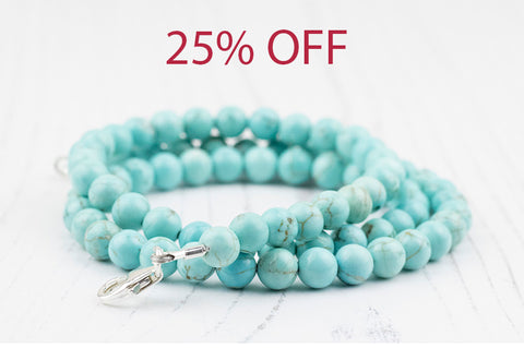 Vintage jewellery gift promotions