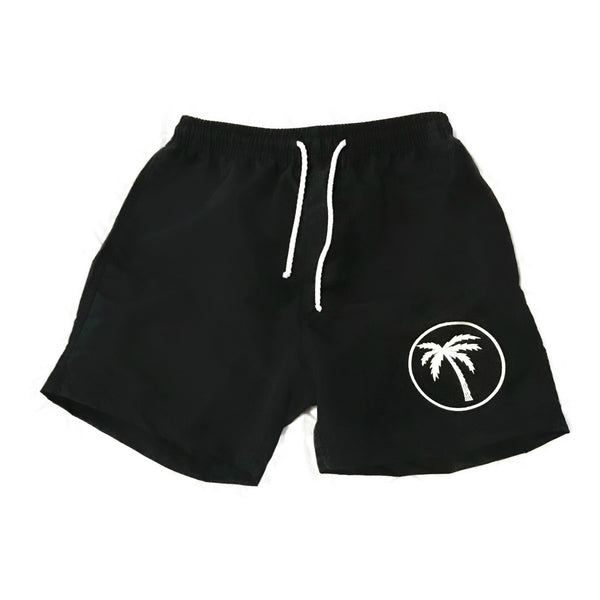 Beach Shorts - Palm Tree
