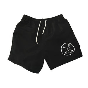 Live the Dream arrows  Beach Shorts