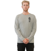 Sea Horse Long Sleeve Tee - Various colours