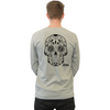 Sugar Skull Long Sleeve Tee - Various Colours