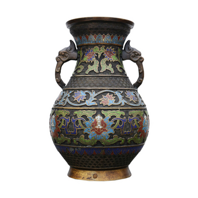 Late 19th Century Chinese Bronze Vase