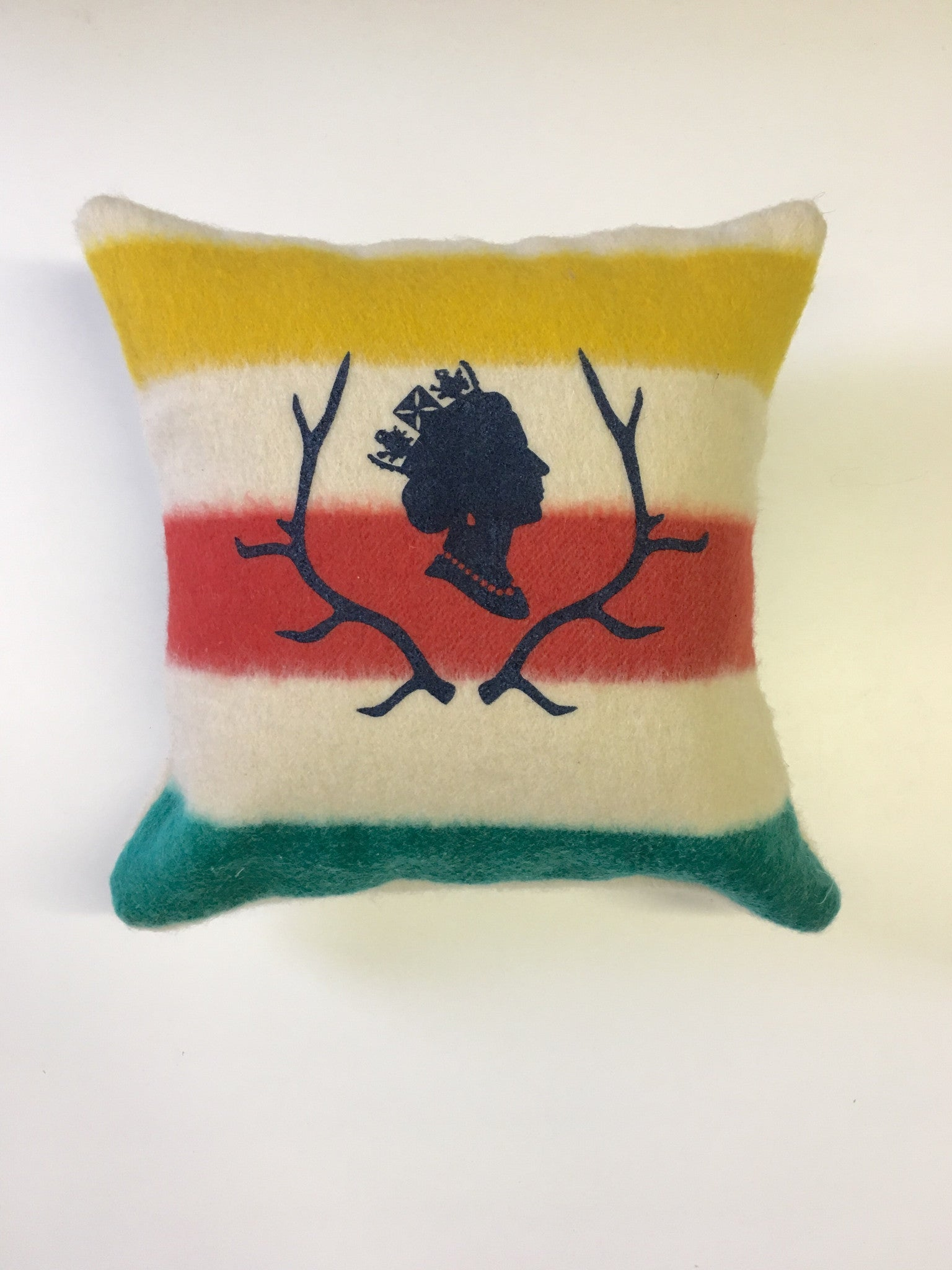 Queen Trapper Pillow