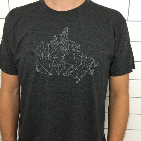Hunter Tee- Grey