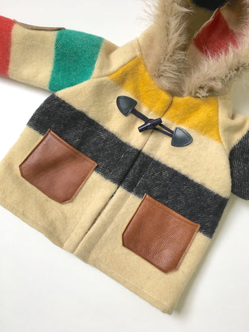Trapper Toddler Coat