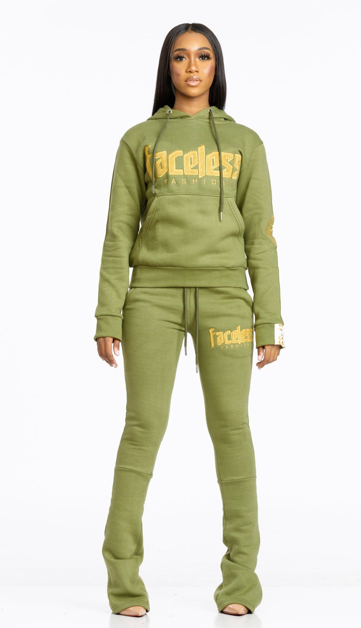 You Gotta Chill Sweatsuit Womens