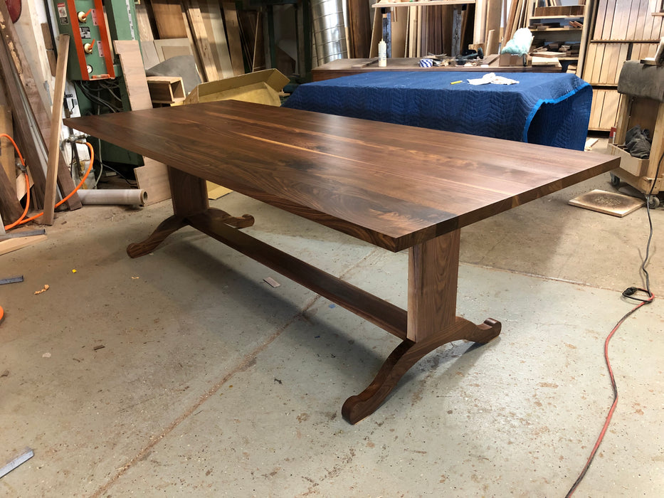 Duboce Ave Modern American Dining Table