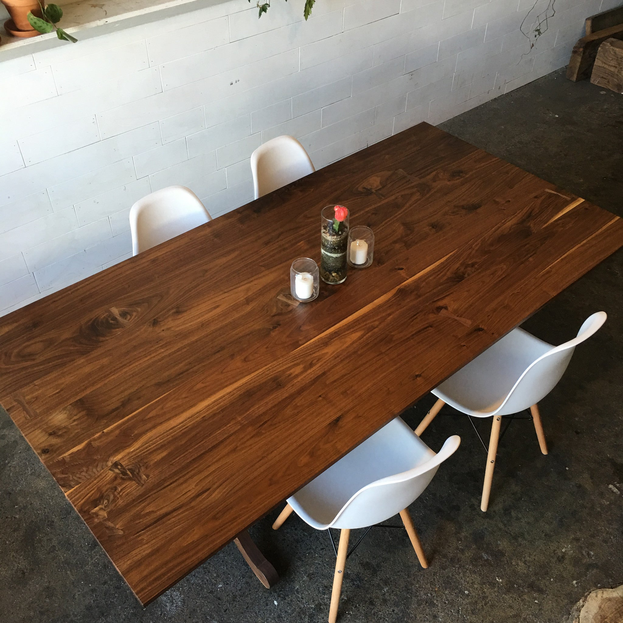 Duboce Ave Modern American Dining Table - JeremiahCollection - 3