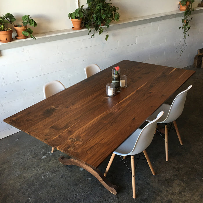 Duboce Ave Modern American Dining Table - JeremiahCollection - 1