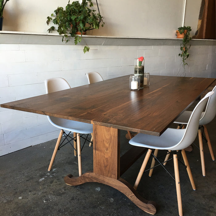 Duboce Ave Modern American Dining Table - JeremiahCollection - 2