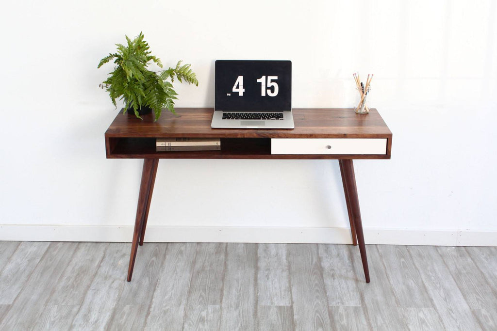Mid Century Modern Laptop Desk - JeremiahCollection - 1