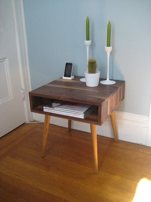Mid Century Side Table - JeremiahCollection - 4