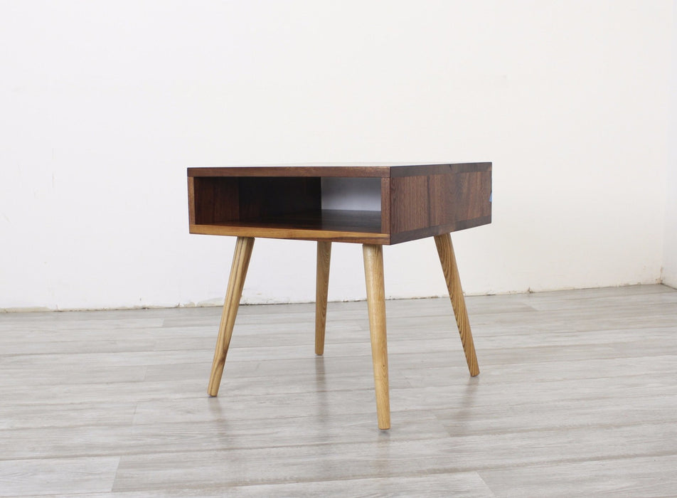 Mid Century Side Table - JeremiahCollection - 2