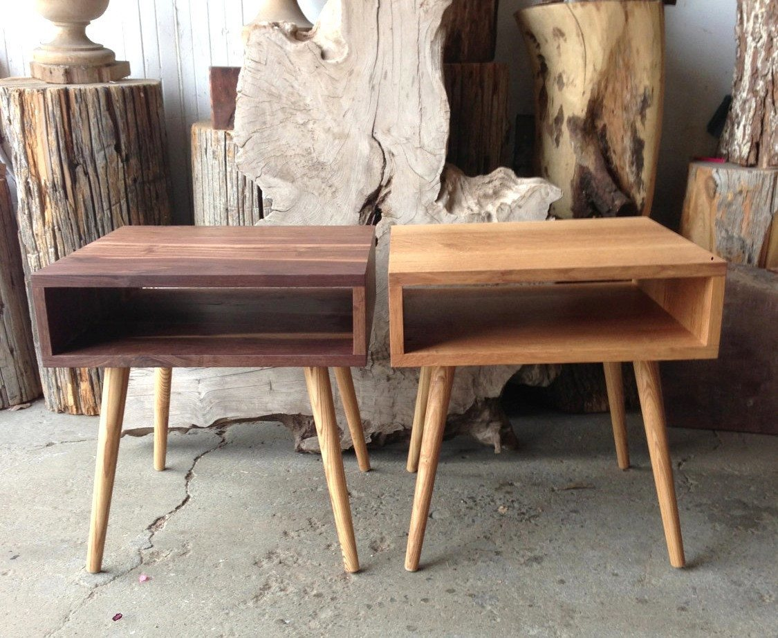 Mid Century Side Table - JeremiahCollection - 5