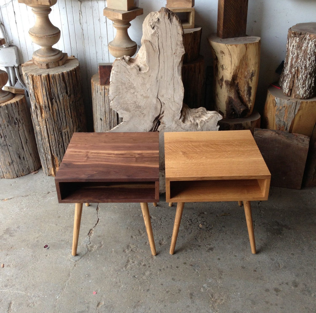 Mid Century Side Table - JeremiahCollection - 1