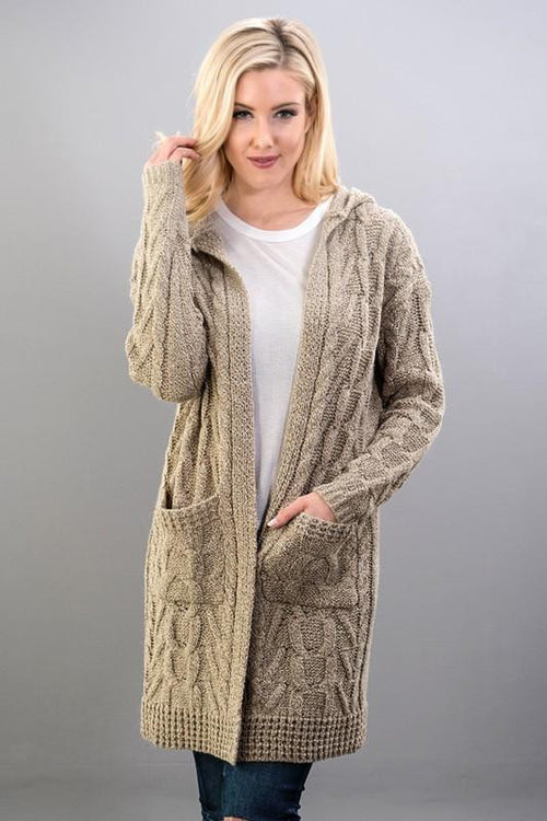 See Me Now Knit Cardigan - The Laguna Room