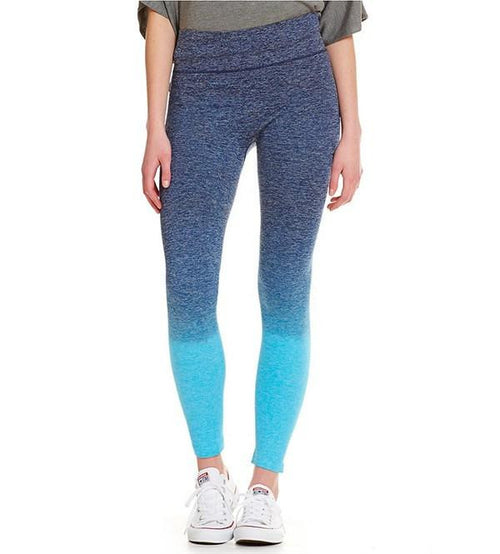 Leave It Behind Ombre Leggings - The Laguna Room