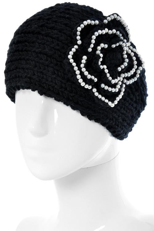 The Bandit Sweater Headband - The Laguna Room