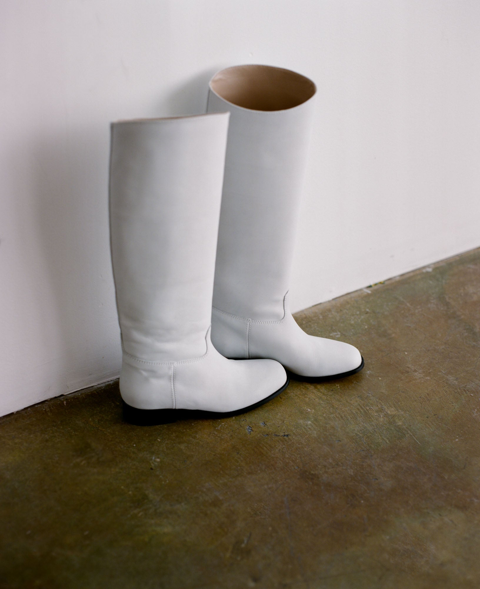 Maryam Nassir Zadeh Canyon Boot in White