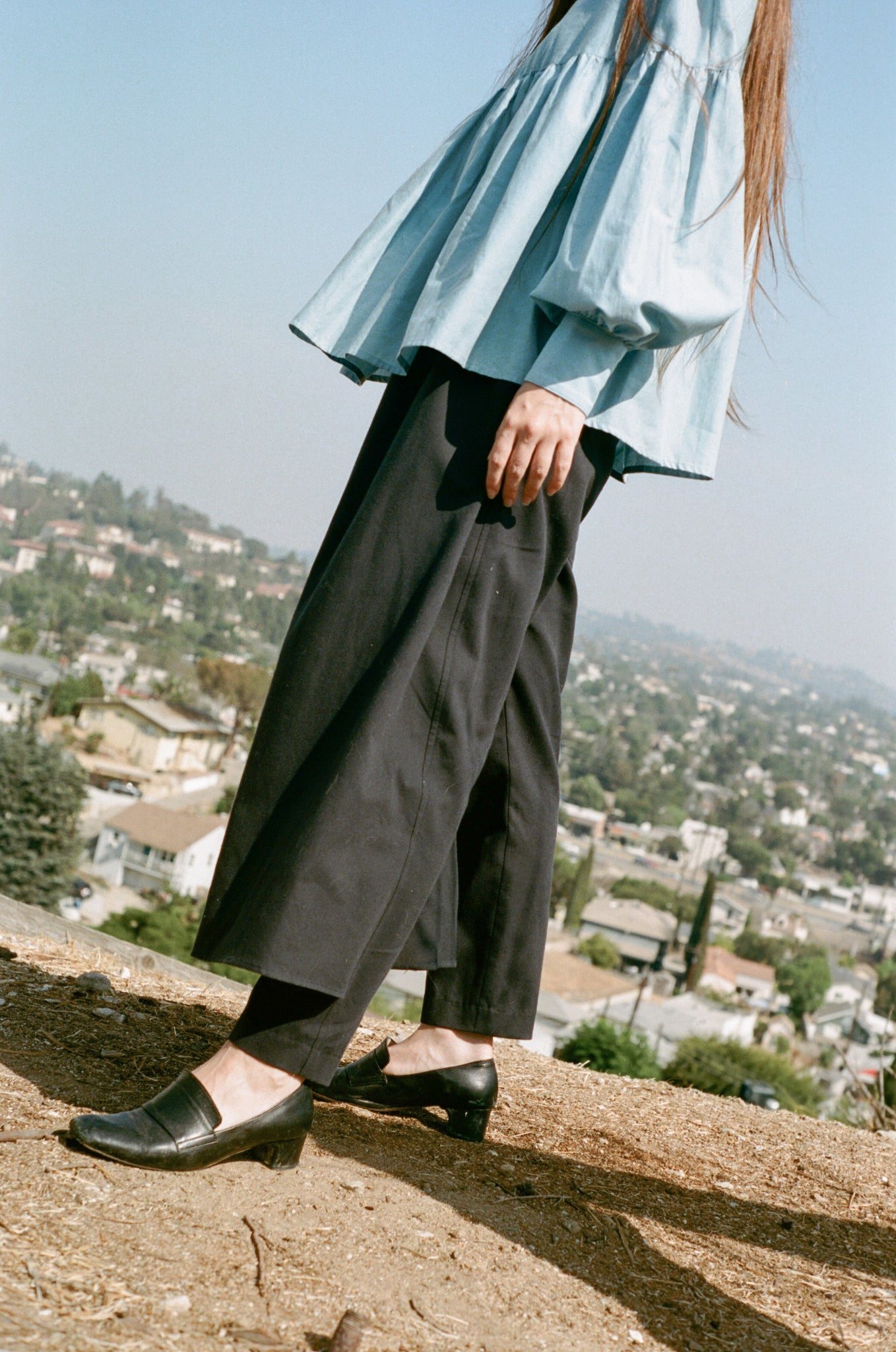 Town Clothes Miller Pant in Midnight