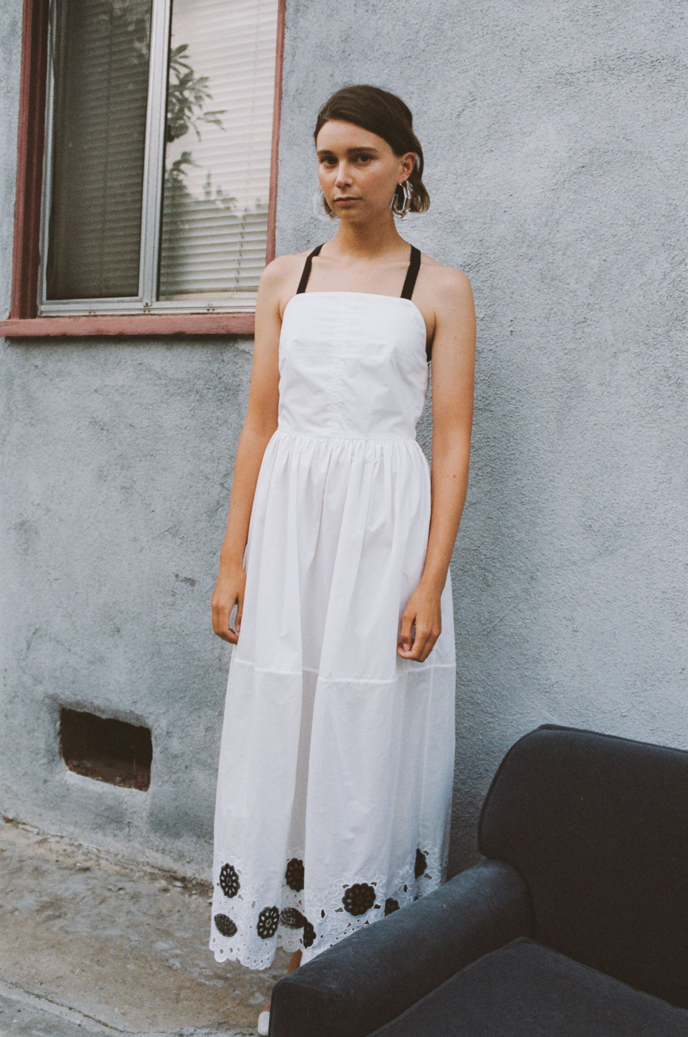 Rachel Comey Borough Dress in White