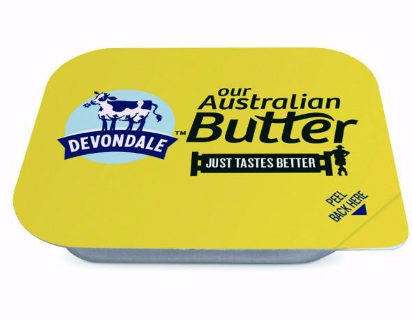 Butter Portion Control Tubs 200x7Gr Ctn