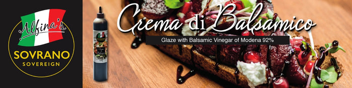 Balsamic Creme Dressing 540Gr