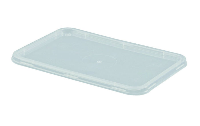 Lids Chanrol Rectangle to suit CR500/CR1000 Takeaway 50's Slv   *