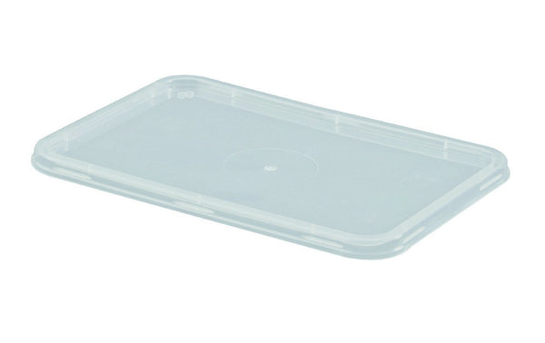 Lids Castaway Rectangle Takeaway 50's Slv   *