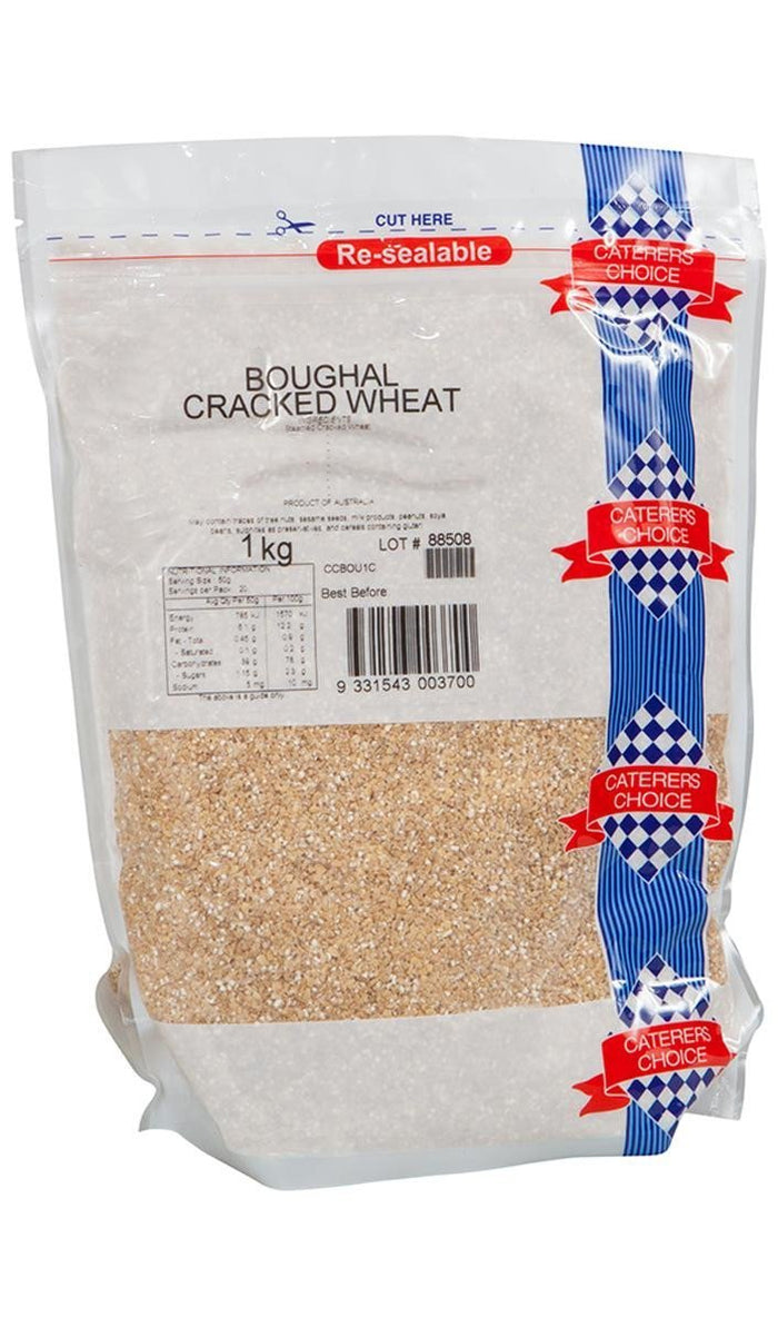 Wheat Cracked Boughal 1Kg Pkt