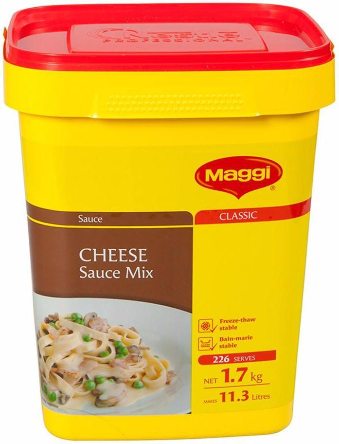 Sauce Mix Cheese 1.7Kg Pail