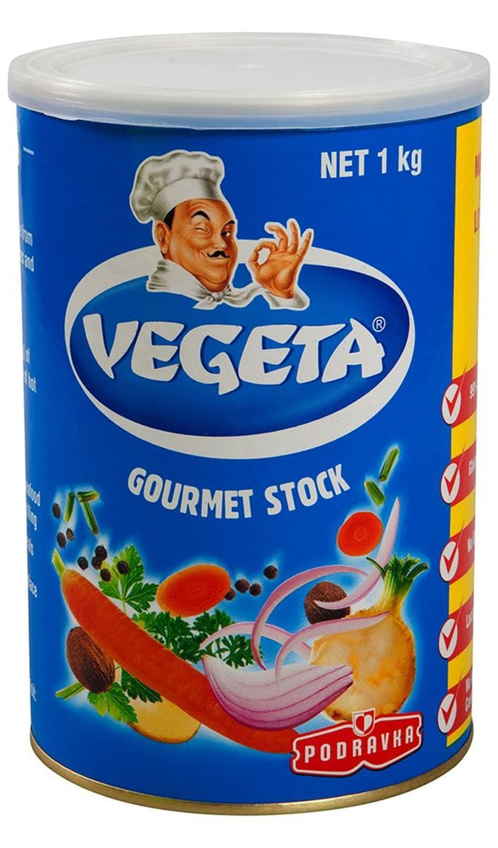 Stock Vegeta Vegetable Gourmet All Purpose 2Kg Can