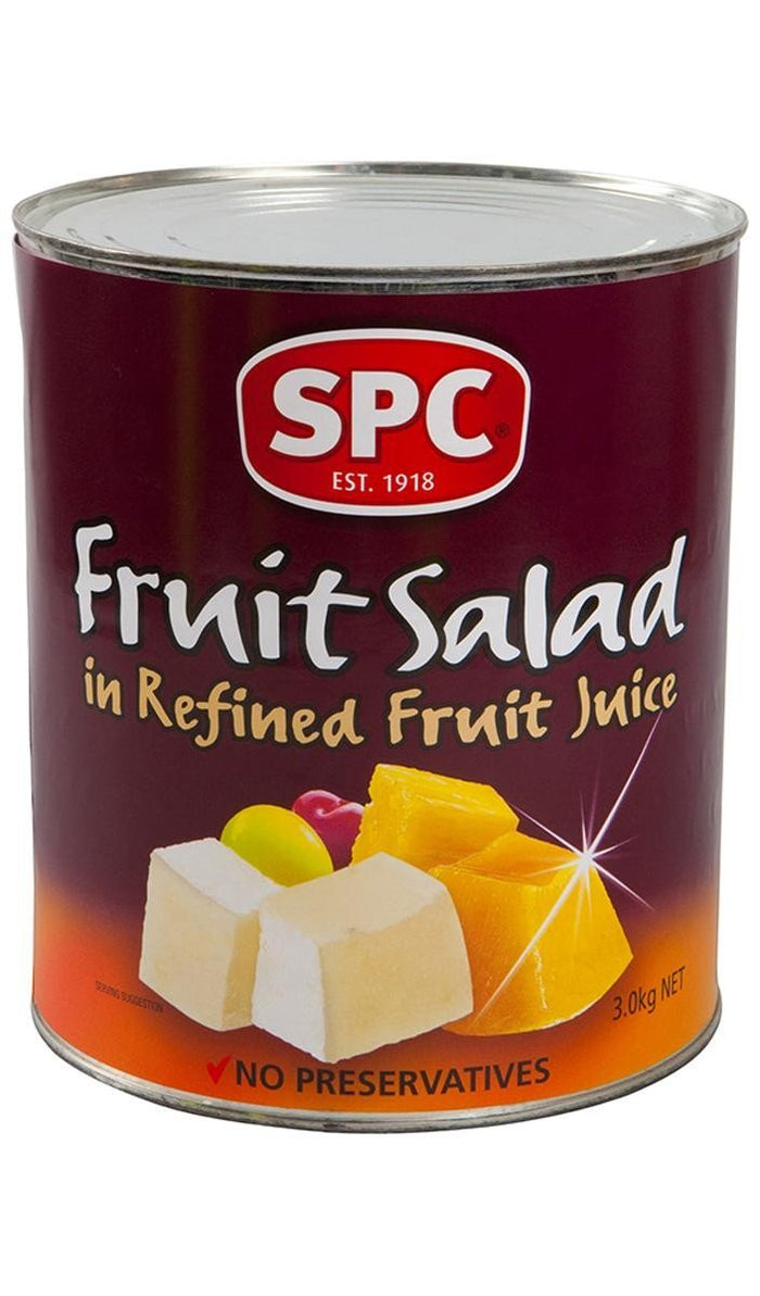 Fruit Salad Natural Juice 3Kg Can
