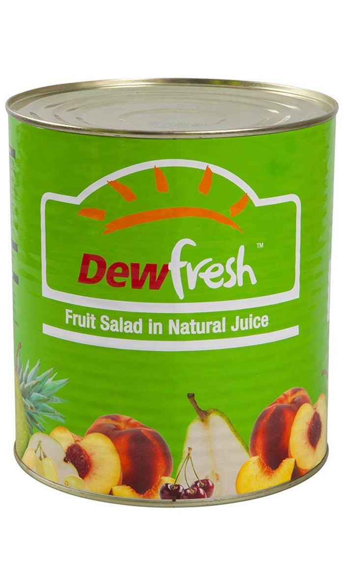 Fruit Salad Natural Juice 3x3Kg Ctn