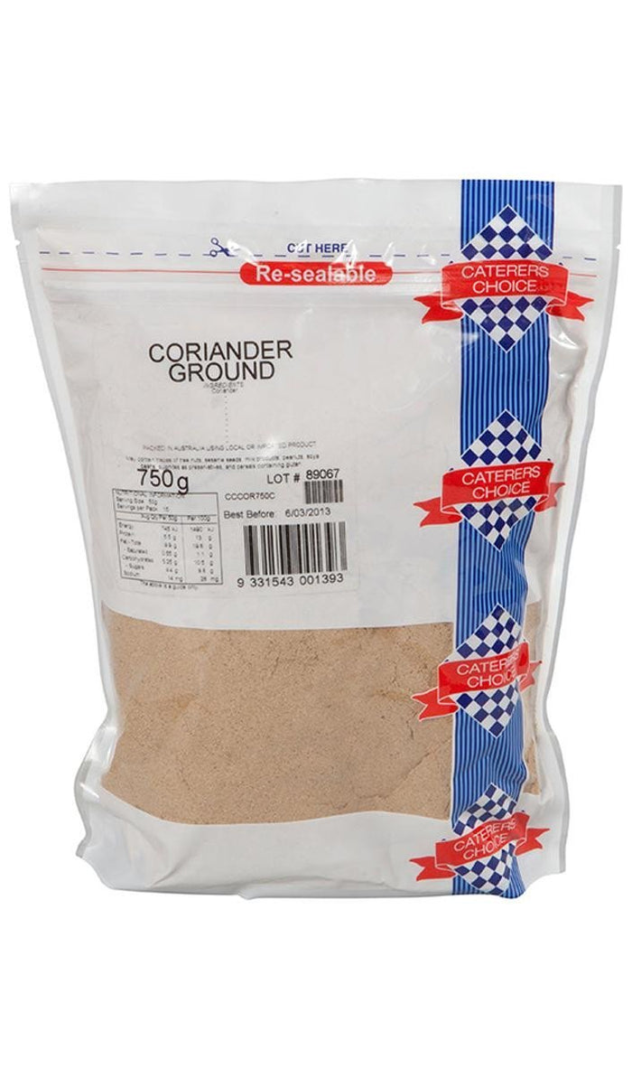 Coriander Ground 750Gr Pkt
