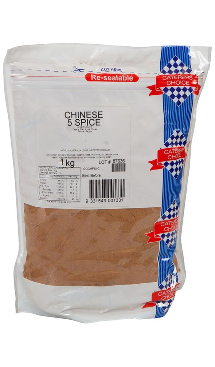 Chinese Five Spice 1Kg Pkt