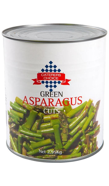 Asparagus Cuts 2.95Kg Can